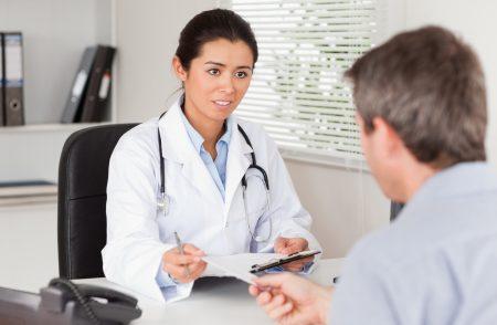 Анализ крови покажет превышение и понижение нормы