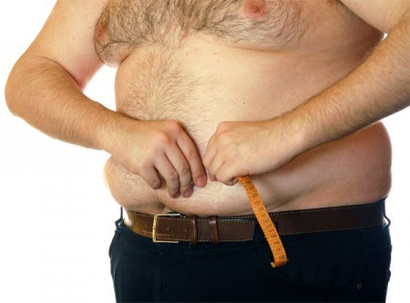 Ожирение - один из факторов риска развития диабета