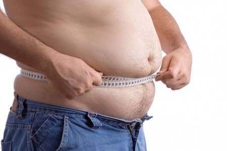 У людей с избытком веса глюкоза в крови повышена