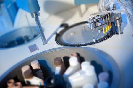 Автоматический биохимический анализатор XL-200 для определения аполипопротеина А1
