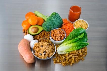 Назначается диета - основные продукты