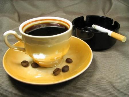 Надо отказаться от кофе, курения, алкоголя