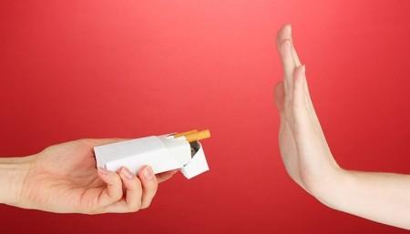 Надо прекратить курение перед анализом