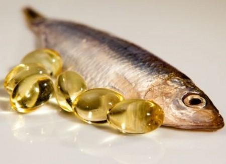 Рыбий жир - отличный способ снизить уровень холестерина