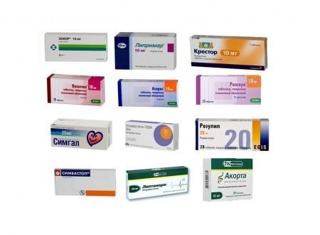 Лекарства от холестерина может назначать только врач