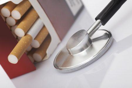 Утром перед анализами курить запрещено