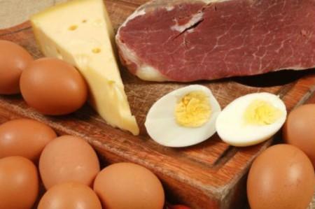 Продукты с самым высоким холестерином