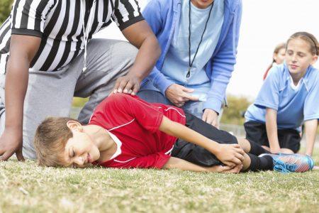 У детей повысить показатель могут травмы