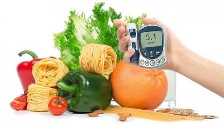 Правильное питание сразу нормализует уровень глюкозы