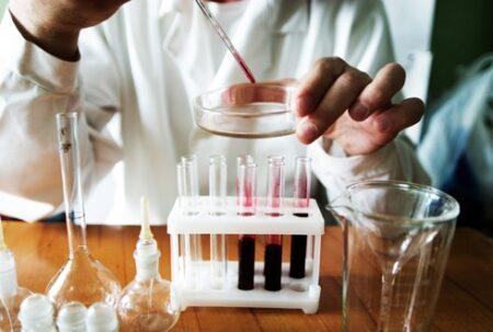 Исследование крови человека на гормоны