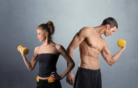 Интенсивные физические нагрузки могут повлиять на результат