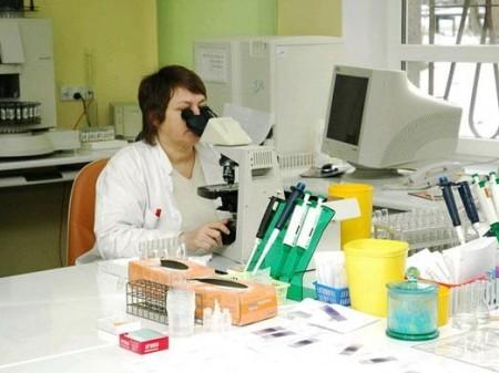 Изучение результатов анализа в лаборатории