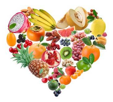 Продукты, полезные для сердца