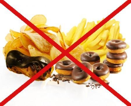 Нездоровое питание с большим количеством жирного и сладкого может стать причиной повышения уровня глюкозы в крови