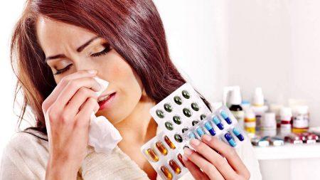 Аллергический ответ организма может повышать показатель