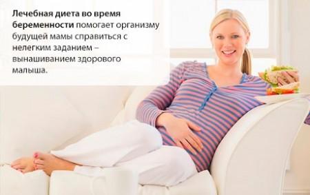 Во время беременности женщина должна тщательно следить за своим здоровьем