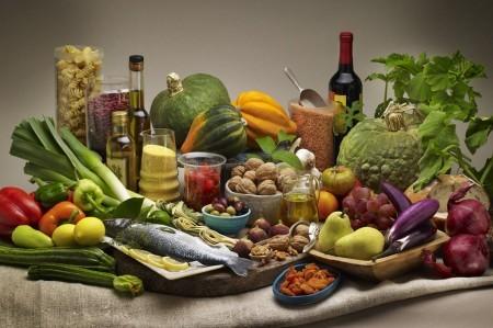 Набор продуктов для снижения уровня холестерина