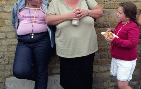 Ожирение у женщин и девочек - верный признак повышенного холестерина